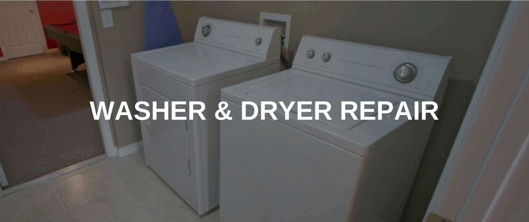 washing machine repair aurora